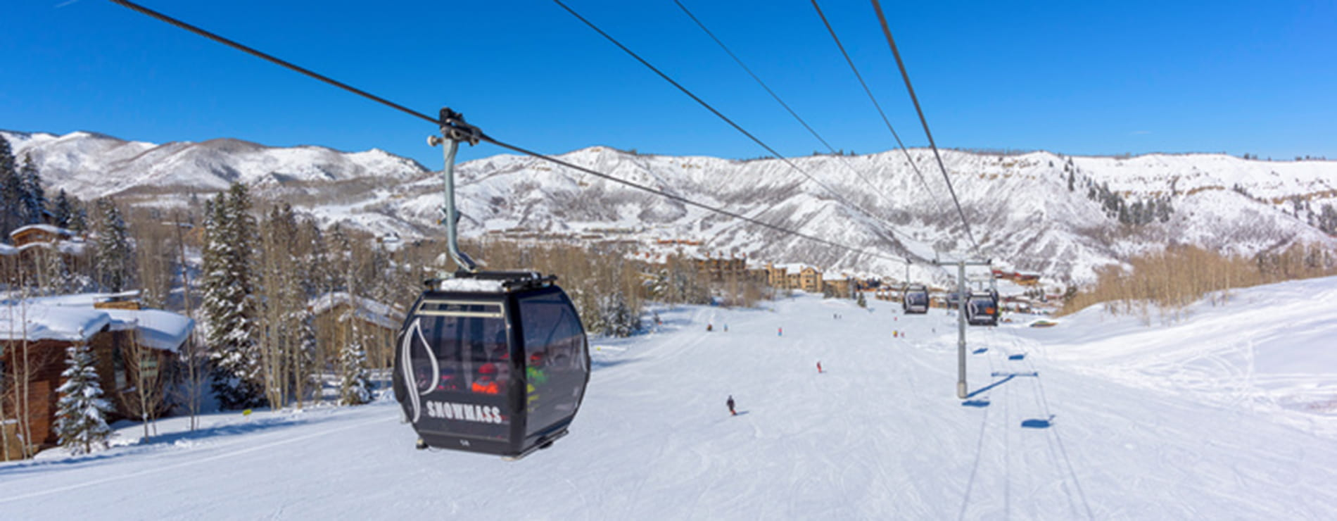 Mountain View The Silver Queen Gondola at Aspen Snowmass | Limelight Hotels | Aspen
