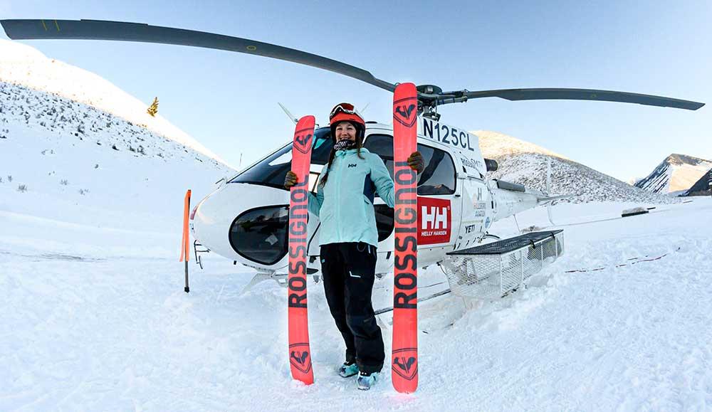Ketchum Heli-Skiing