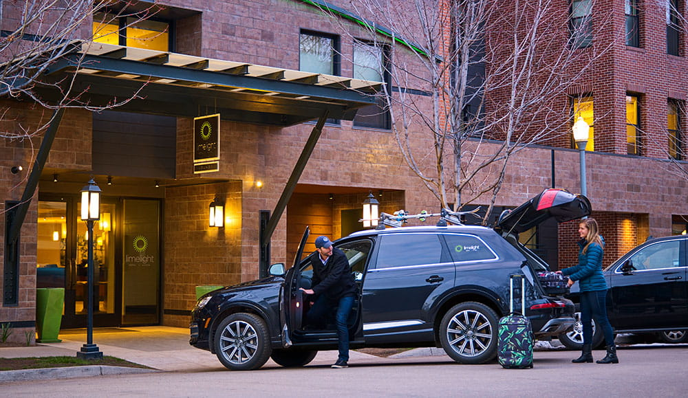 Audi Vehicles Amenities Limelight Hotel Aspen - Audi official