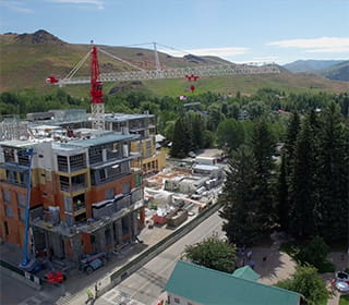 Limelight Ketchum construction video